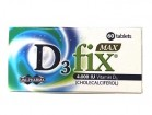 UNI-PHARMA D3 FIX MAX 4000iu VITAMIN D3 60 ΔΙΣΚΙΑ
