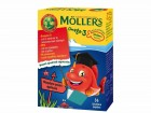 mollers_strawberry_gummies